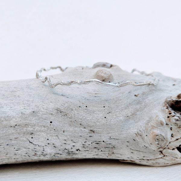 pulseras artesanales de plata fardatxeta joies