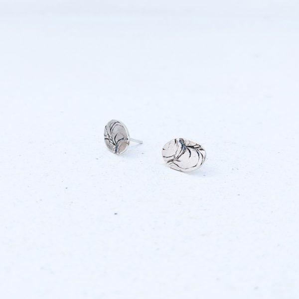 pendientes de plata artesanales