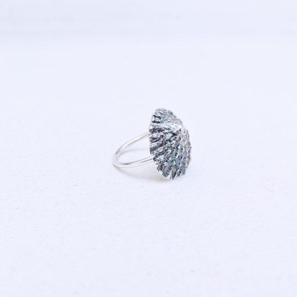 anillo artesanal de plata para regalar tienda online