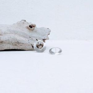pendientes de plata hechos a mano